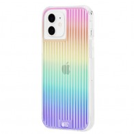 Case-Mate Tough Groove iPhone 12 Mini 5.4 inch Iridescent 01
