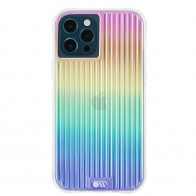 Case-Mate Tough Groove iPhone 12 Pro Max 6.7 inch Iridescent 01