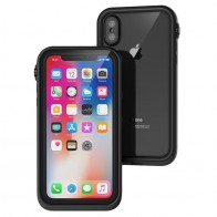 Catayst iPhone X Waterproof Case Black - 1
