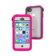 Catalyst Waterproof iPhone 4/4S Case Pink  - 1