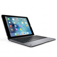 ClamCase - iPad Air 2 Keyboard Case Space Gray 01