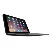 ClamCase Pro iPad mini 1/2/3 Black/Space Gray - 1