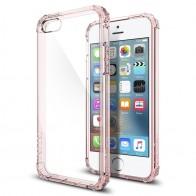 Spigen Crystal Shell iPhone SE / 5S / 5 Rose Crystal - 1