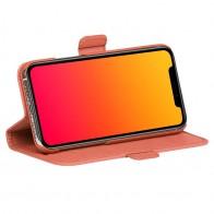 Dbramante1928 Milano Wallet iPhone 11 Rusty Rose - 1