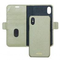 Dbramante1928 New York iPhone X/XS Misty Mint - 1