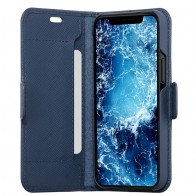 Dbramante1928 Milano Wallet iPhone 12 Mini Ocean Blue - 1