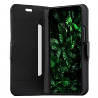 Dbramante1928 Milano Wallet iPhone 12 Mini Night Black - 1
