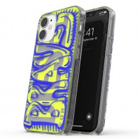 Diesel Snap Case Clear iPhone 12 Mini 5.4 clear yellow blue 01