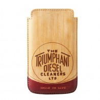 Diesel Wood New Hastings Sleeve voor iPhone 01