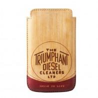 Diesel Wood New Hastings Sleeve voor iPhone 01