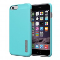 Incipio DualPro Case iPhone 6 Plus Cyan/Grey - 1