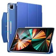 ESR Ascent Trifold Case iPad Pro 12.9 inch (2021) Blauw - 1