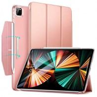 ESR Ascent Trifold Case iPad Pro 12.9 inch (2021) Roze - 1