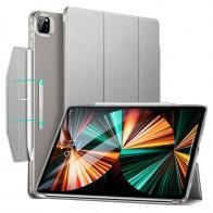 ESR Ascent Trifold Case iPad Pro 12.9 inch (2021) Zilver - 1
