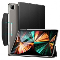 ESR Ascent Trifold Case iPad Pro 12.9 inch (2021) Zwart - 1