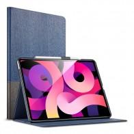 ESR Urban Premium Folio iPad Air 4 (2020) Donkerblauw - 1