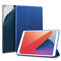 ESR Rebound Slim Case iPad 10.2 (2020 / 2019) Blauw - 1
