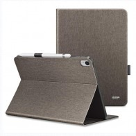 ESR Slim iPad Pro 11 inch Folio Hoes Grijs Taupe 01