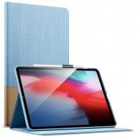 ESR Premium Folio iPad Pro 12.9 inch (2020) Lichtblauw - 1