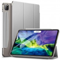 ESR Yippee Case iPad Pro 12.9 inch (2020) Zilver - 1