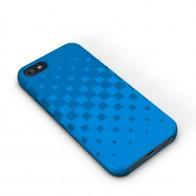 XtremeMac - Tuffwrap iPhone 5 (Blue) 01
