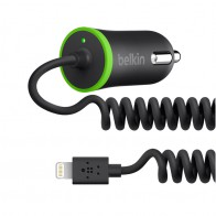 Belkin 2,1A Lightning Car Charger Black