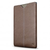 BeyzaCases Zero series Sleeve iPad Brown 01