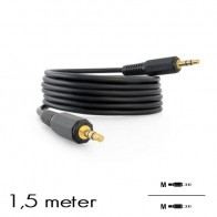 "Belkin - Audio kabel ""Jack 3.5mm"" M/M (1,5 Meter)"