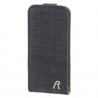 Replay Flipcase iPhone 5/5S Croco Black