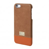 HEX Icon Wallet Case iPhone 6 Dressed Brown - 1
