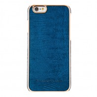 Richmond & Finch Framed Rosé iPhone 6 / 6S Navy Reptile - 1