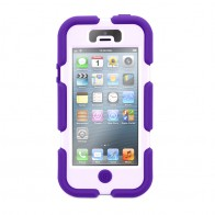 Griffin Survivor iPhone 5 Purple - 1