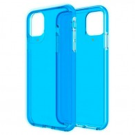 Gear4 Crystal Palace iPhone 11 Neon Blauw - 1