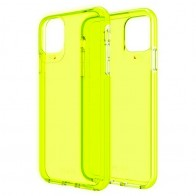 Gear4 Crystal Palace iPhone 11 Neon Geel - 1