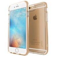 Gear4 3DO IceBox Tone iPhone 6 / 6S Gold/Clear - 1