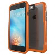 Gear4 3DO JumpSuit iPhone 6 / 6S Smoke/Orange - 1
