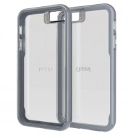 Gear4 3DO JumpSuit Tone iPhone SE/5S/5 Grey/Clear - 1