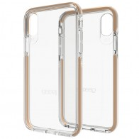 Gear4 Piccadilly Apple iPhone X Hoesje Gold - 1