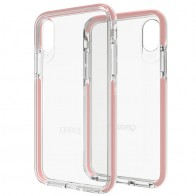 Gear4 Piccadilly Apple iPhone X Hoesje Rose Gold - 1