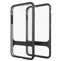 Gear4 Soho D3O Case iPhone 7 Plus Black/Clear - 1