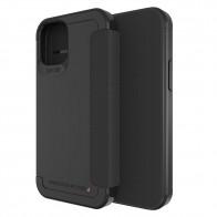Gear4 Wembley Flip iPhone 12 / 12 Pro 6.1 Zwart - 1