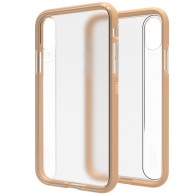 Gear4 Windsor iPhone X Hoesje Gold - 1