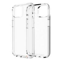 Gear4 Crystal Palace iPhone 13 Mini Hoesje Doorzichtig 01