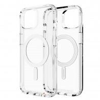 Gear4 Crystal Palace Snap iPhone 13 Mini MagSafe Hoesje Doorzichtig 01