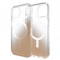 Gear4 Milan Snap Gradient iPhone 13 MagSafe Hoesje Goud 01