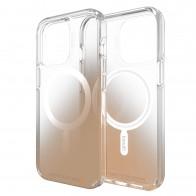 Gear4 Milan Snap Gradient iPhone 13 Pro MagSafe Hoesje Goud 01
