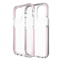 Gear4 Piccadilly iPhone 12 Mini 5.4 inch clear/roze 01