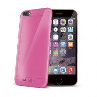 Celly GelSkin iPhone 6 Pink - 1