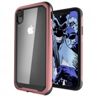 Ghostek Atomic Slim 2 iPhone XR Roze/Transparant - 1