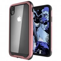 Ghostek Atomic Slim 2 iPhone XR Roze/Transparant - 1
